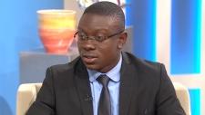 Gay rights activist Richard Lusimbo