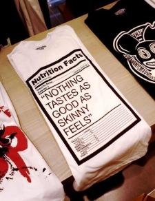 HBC T-shirt under fire