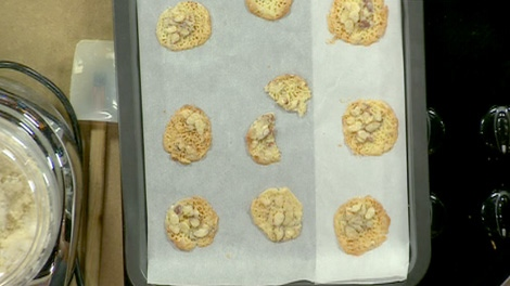 Dec 13 2011 Buttery Hazelnut Lace Cookies Ctv News