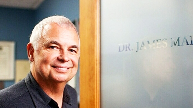 Dr. James Martin