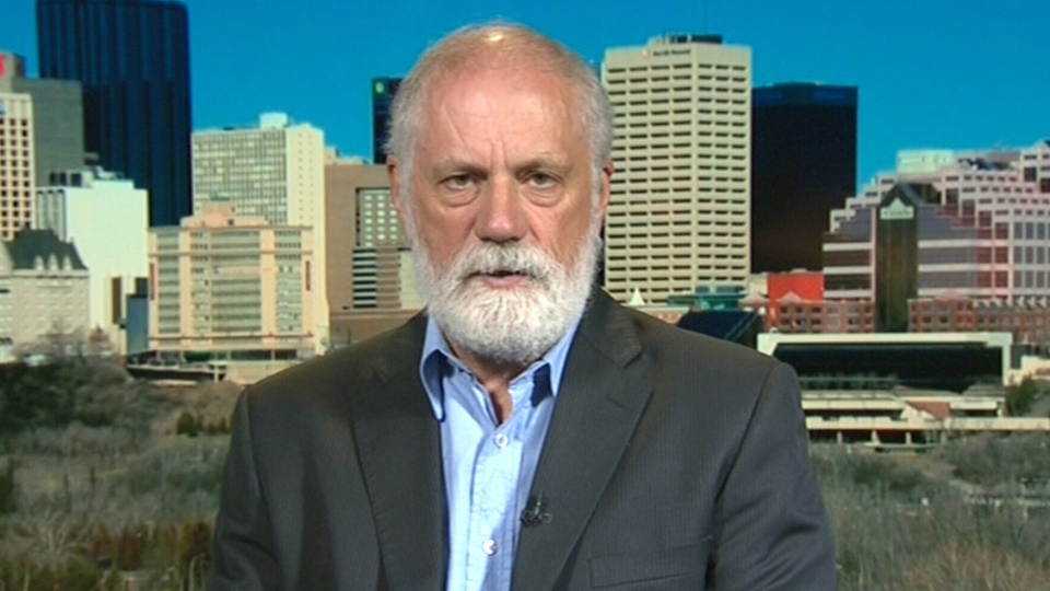 Dr. Louis Hugo Francescutti, president of the Canadian Medical Association, appears on Canada AM, Wednesday, June 25, 2014.