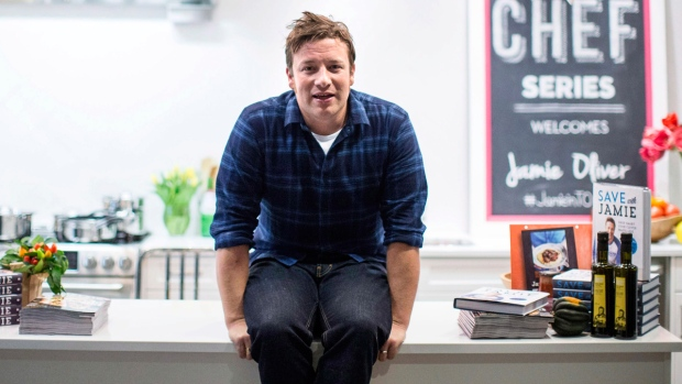 chef jamie oliver partners with local company to open. Black Bedroom Furniture Sets. Home Design Ideas