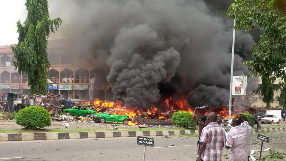 Bombing i nigeia