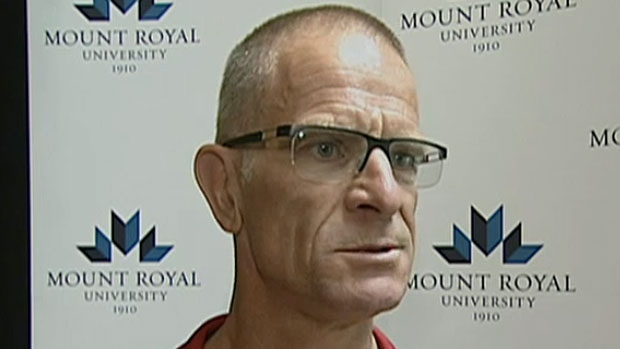 John Winterdyk, a professor with MRU's Justice Studies department, has been charged with forcible confinement after a woman made a private complaint to a judge.