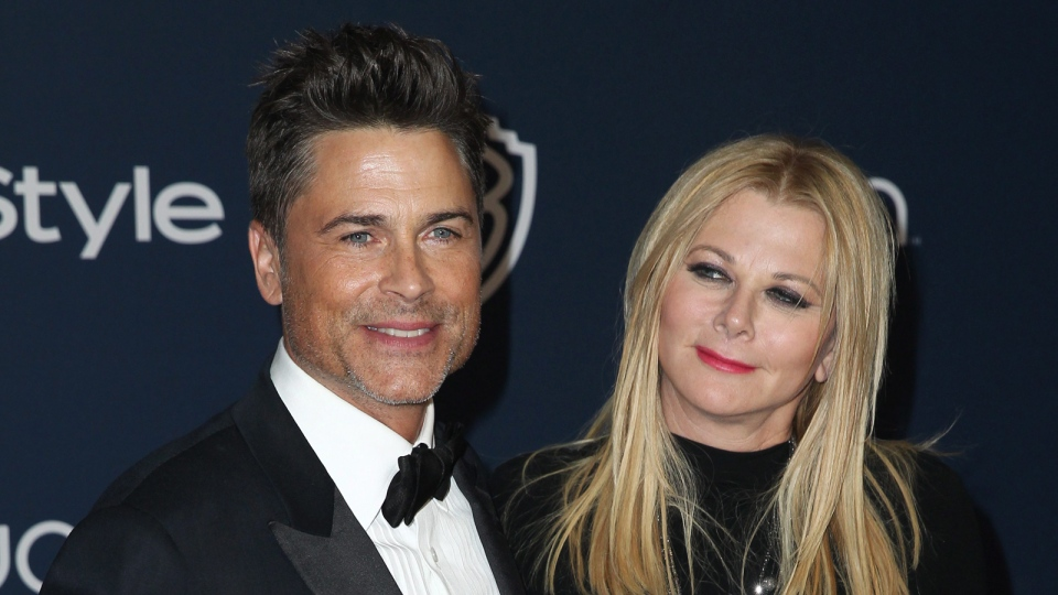 Rob Lowe and his family rescued from French floods ...