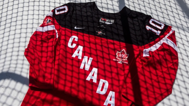 uk availability 4bd1a 8305a Mahura re-added to Canada's team for world junior pre ...