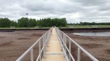 Portage la Prairie waste water