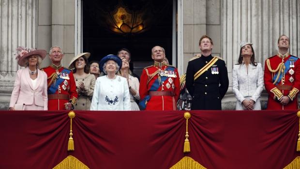 Monarchy costs Britain US$60 million last year