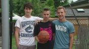 CTV Vancouver: Basketball triplets