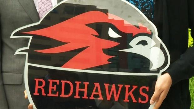 Western Canada High School Redhawks