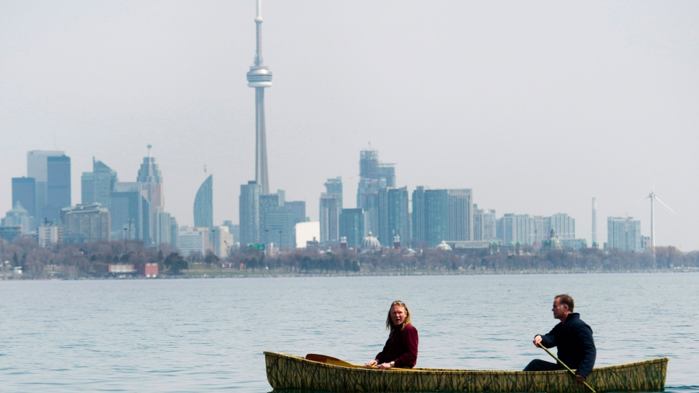 Mayor John Tory and federal officials to make erosion protection announcement