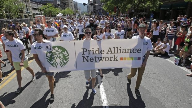mcdonalds sponsors gay pride parade