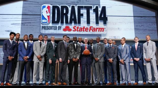 NBA Draft: A complete list of team selections | CTV News Jabari Parker Lakers