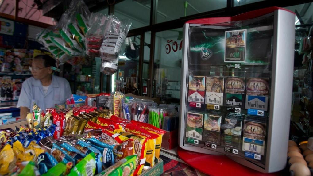 столица все виды сигарет в фото тайланде сделать