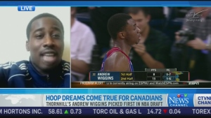 CTV News Channel: Hardworking teammate