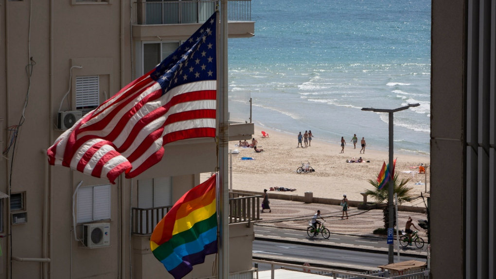 U.S. gay rights abroad