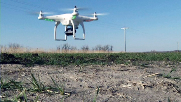 OPP ask public for help finding drone lost in Elgin County