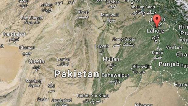 Pakistani couple killed over marriage