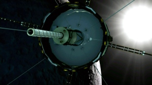 CTV National News:  Reviving a satellite