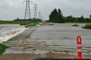 Deluge of rain drenches parts of the Prairies