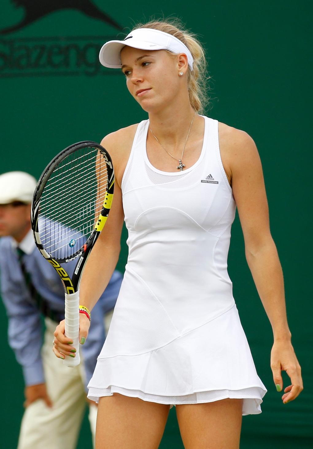 Wozniacki Tennis