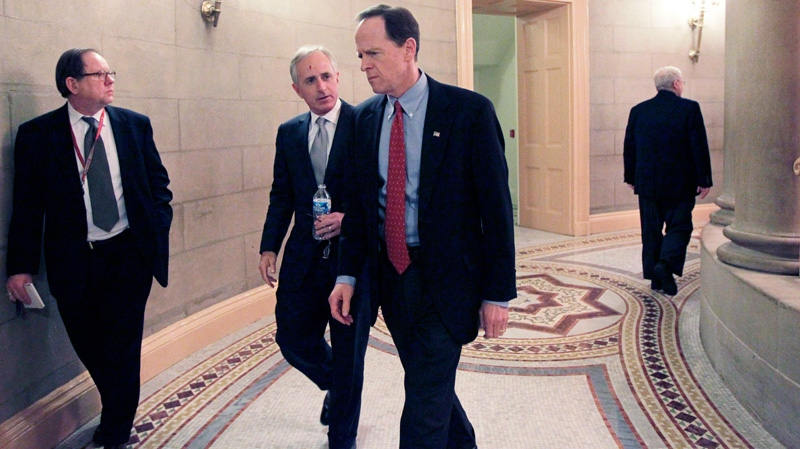Senate passes bill pressuring Obama on Keystone XL pipeline