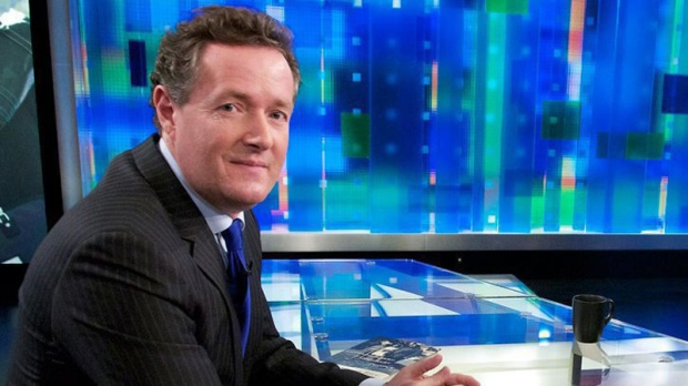"Piers Morgan, host of ""Piers Morgan Tonight"" is seen in this undated photo made available by CNN. (AP Photo/CNN, Lorenzo Bevilaqua)"