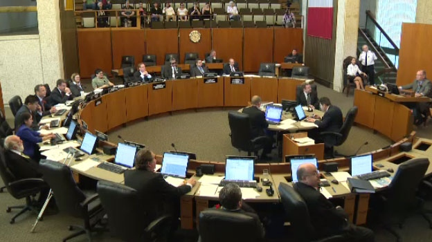 A special meeting of city council is scheduled Thursday to deal with the report.