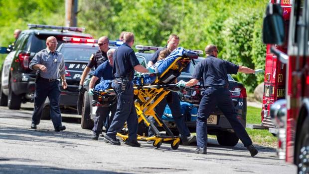Stabbing victim in Waukesha, Wis.