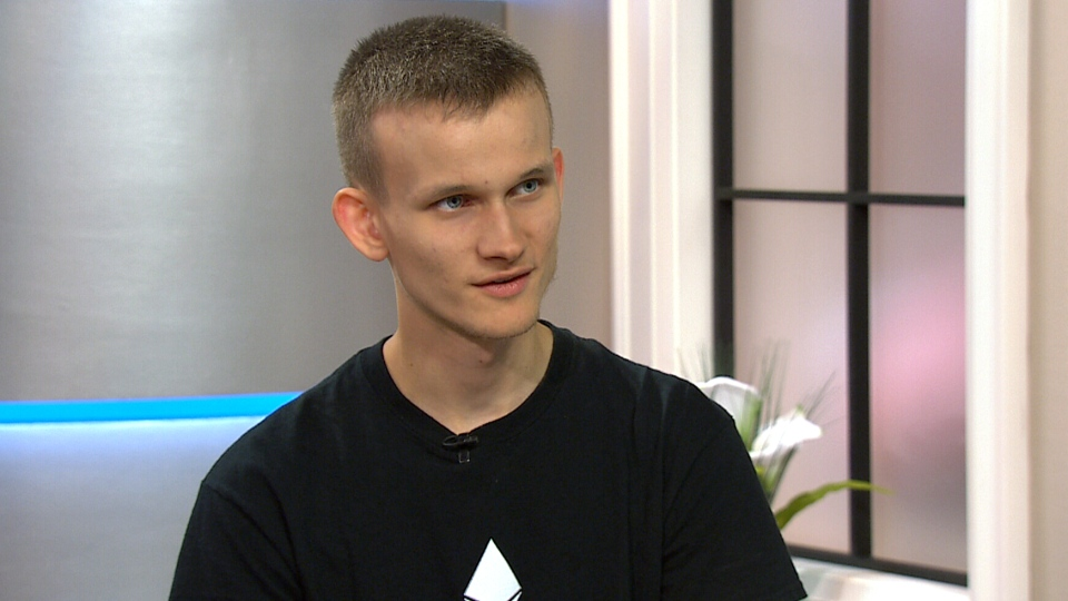 2014 Thiel Fellowship winner Vitalik Buterin, 20, appears on Canada AM Wednesday, July 2, 2014.