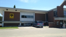 An OPP detachment is seen in Simcoe, Ont., on Friday, June 27, 2014. (Abigail Bimman / CTV Kitchener)