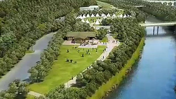 Huge Public Park Planned Along Elbow River Ctv News
