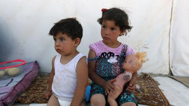 Syrian refugees threat to Lebanon