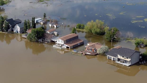 Crooked Lake flood