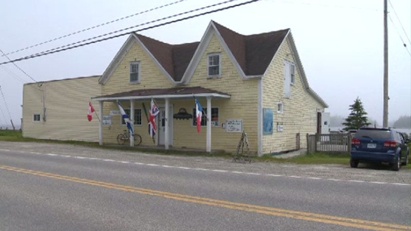 The Shag Harbour Incident Society Museum, dedicated to a UFO sighting in 1967, is in danger of closing.