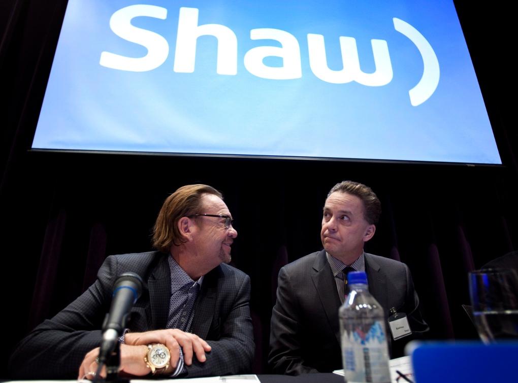 Brad Shaw, Shaw Communications