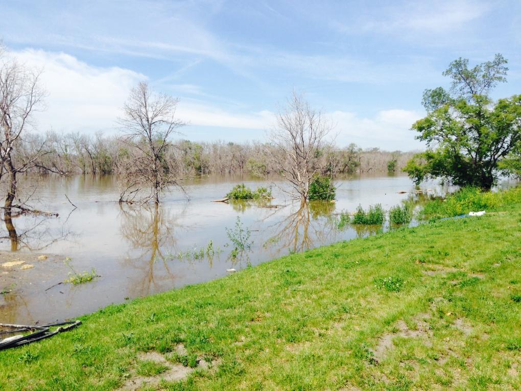 Prairie floods