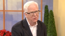 Dave Phillips, a senior climatologist with Environment Canada speaks to CTV's Canada AM on Dec. 21.