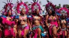 Toronto Caribbean Carnival launch