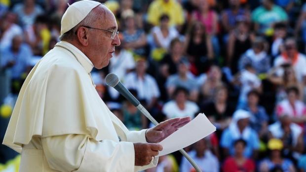 Vatican bank reports big drop in profits