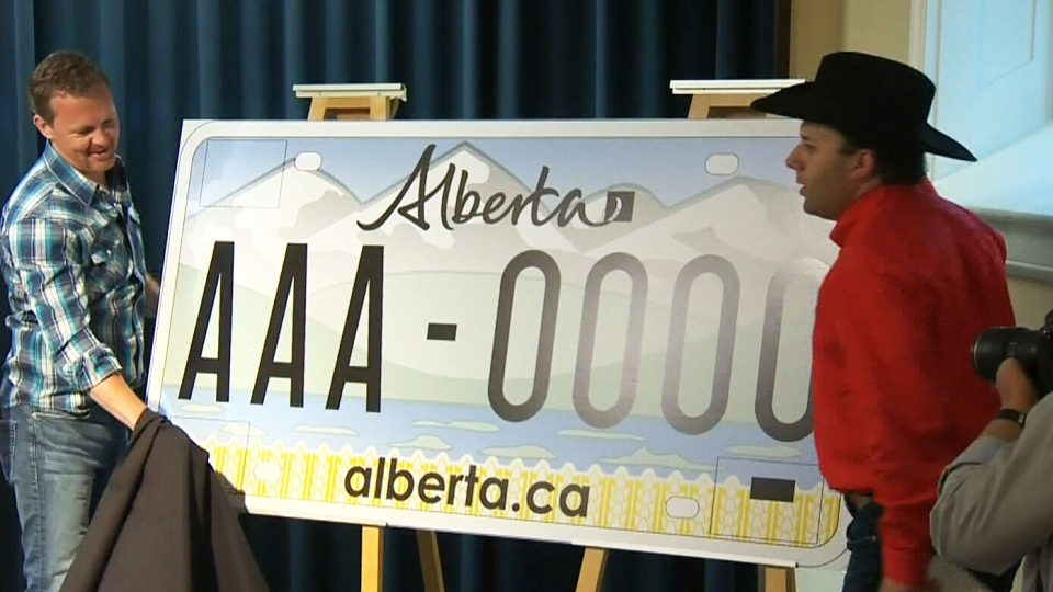 Alberta's new licence plate slogan has been met with a backlash.