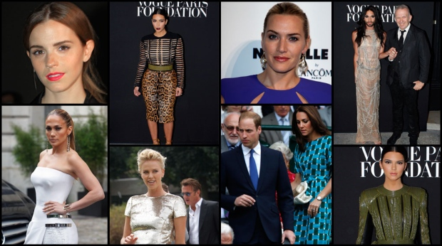 <b>25 Photos: Fashion Week in Paris</b>