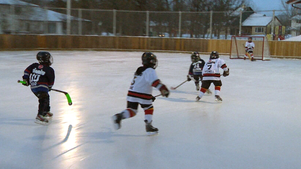 One in three Canadian children are not participating in organized sports because it's too expensive to take part, a new study has found.