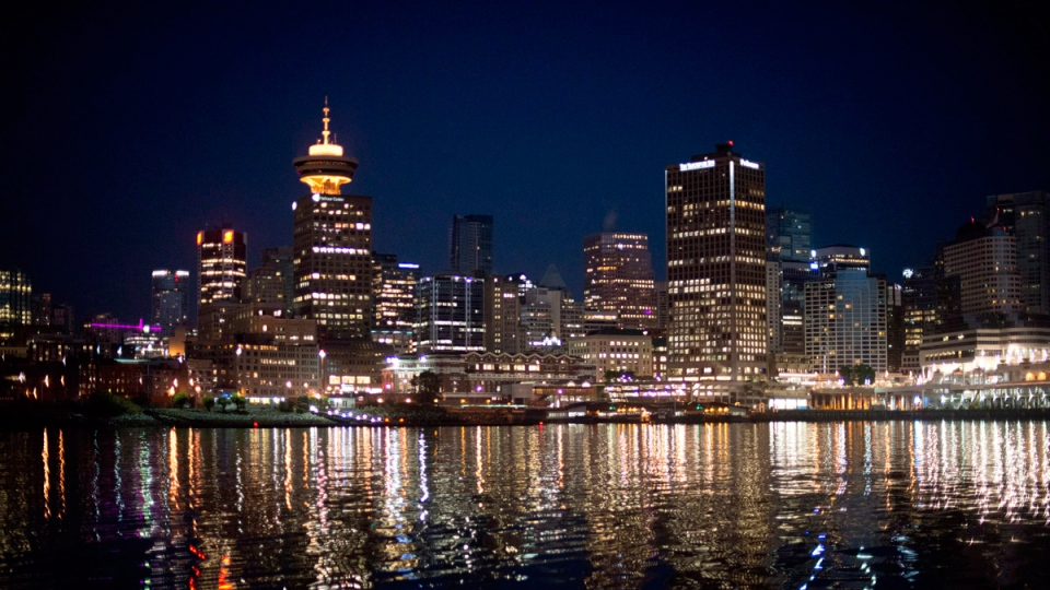 The Vancouver city skyline is seen early in the morning, Tuesday, Sept., 10, 2013. (Jonathan Hayward)
