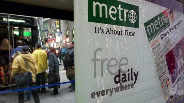 Metro to close three papers