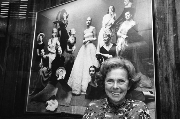 Eileen Ford in New York