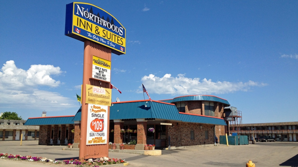 Northwoods Inn & Suites in Saskatoon