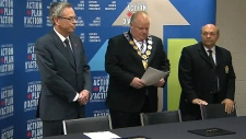 Gas tax funding goes to municipalities