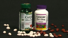 A supplement called Coenzyme Q10, or CoQ10, seen in this image, could help slow the aging of a woman's eggs.