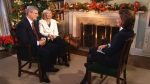 Lisa LaFlamme sits down with Stephen and Laureen Harper.